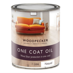 WOODPECKER ONE COAT OIL natural