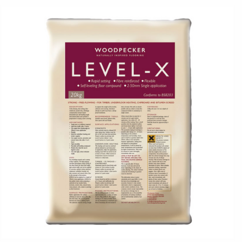 LEVEL X SELF LEVELLING COMPOUND
